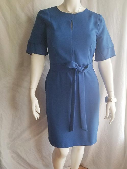 Brand New Royal Blue Eloquii Dress sz 16