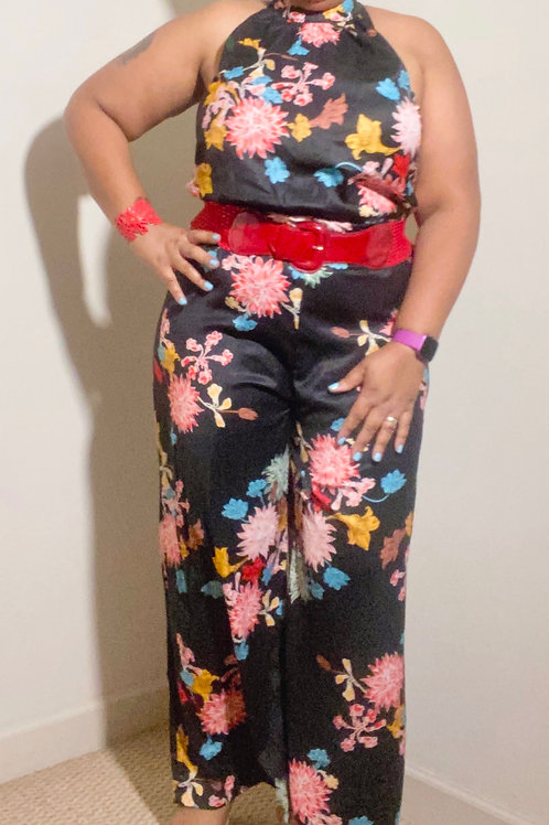 Floral jumpsuit by Shein