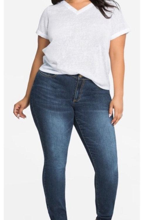 Ashley Stewart Flawless skinny jean size 18