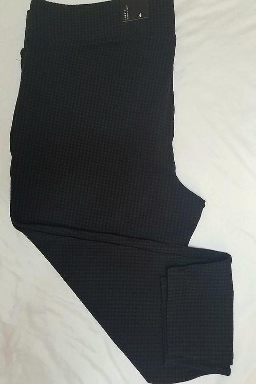 Knit ponte pants by Torrid  sz 4