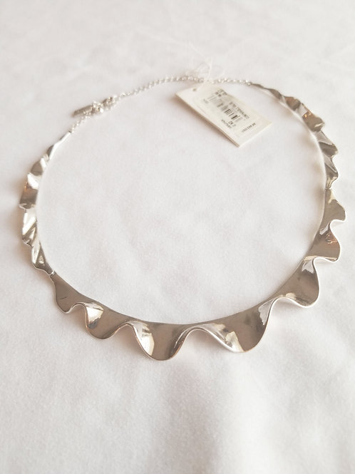 Brand new Kate Spade silver fashion necklace
