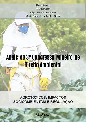 Anais do III Congresso Mineiro de Direito Ambiental