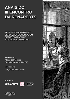 Anais do III Encontro da RENAPEDTS