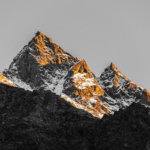 Wanderung zu den schönsten Seen der Alpen