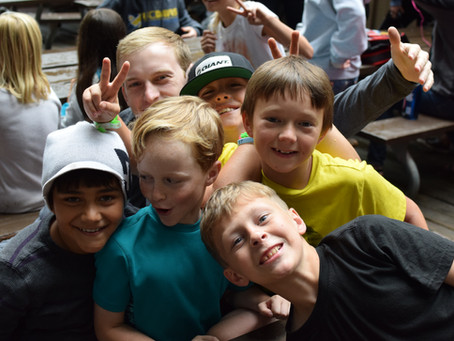 What Camp Means To Me (Staff)