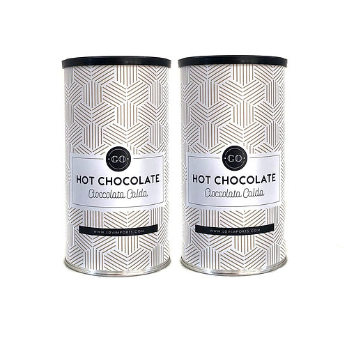 G.O. HOT CHOCOLATE (2 CANS)