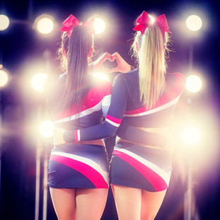 POSITIVE MINDSET FOR CHEERLEADERS