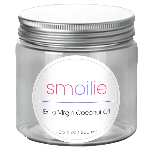 Smoilie | Extra Virgin Coconut Oil ~8.5 fl oz / 250 ml