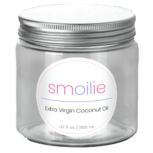 Smoilie | Extra Virgin Coconut Oil ~17 fl oz / 500 ml