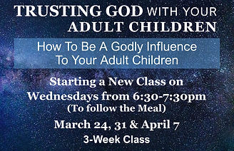 Trusting God with Adult Children 2021 2n