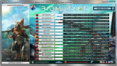 Biomutant (Special Edition) (Foto)