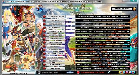 Monster Hunter Stories 2 Wings Of Ruin gameplay, Monster Hunter Stories 2 Wings Of Ruin Cheats, MHS2