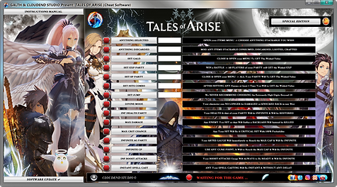 Tales Of Arise gameplay, Tales Of Arise, Tales Of Arise Mod, Tales Of Arise Cheats, Tales Of Arise Cheats Pc, Tales Of Arise Trainer, Tales Of Arise codes, Tales Of Arise How to, Tales Of, Mod Tales Of Arise, Cheats Tales Of Arise, Download Tales Of Arise, Pc Tales Of Arise Cheat, Trainer Pc Tales Of Arise, Mod Tales Of Arise, Tales Of Arise All Achievements, Tales Of Arise All trophies, How Unlock Tales Of Arise, cheats trainer, cheat,trainer, code, steam, pc, cheat engine, cheat table, Fling Trainer, Wemod, Fearless Revolution, Cheat Happens, CH,