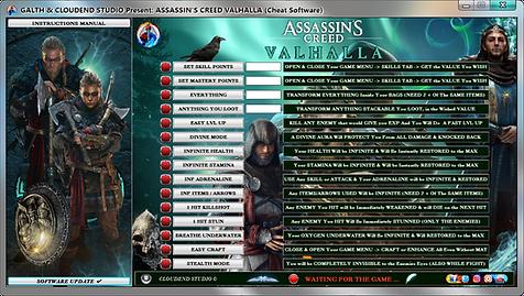 Assassin's Creed Valhalla gameplay, Assassin's Creed Valhalla, Assassin's Creed gameplay, Assassin's Creed Valhalla Cheats,Assassin's Creed Valhalla Cheats Pc, Assassin's Creed Valhalla Trainer Pc,Assassin's Creed Valhalla Trainer, Assassin's Creed Valhalla Trainer Cheats,Assassin's Creed Valhalla codes,Assassin's Creed Valhalla Tricks,Assassin's Creed Valhalla Tip,  trainer, pc,c heat engine, Assassin's Creed Valhalla Trainer 1.2.2, Assassin's Creed Valhalla 1.2.2 Trainer, 1.2.2,