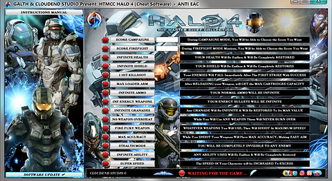 Halo the master chief collection cheats