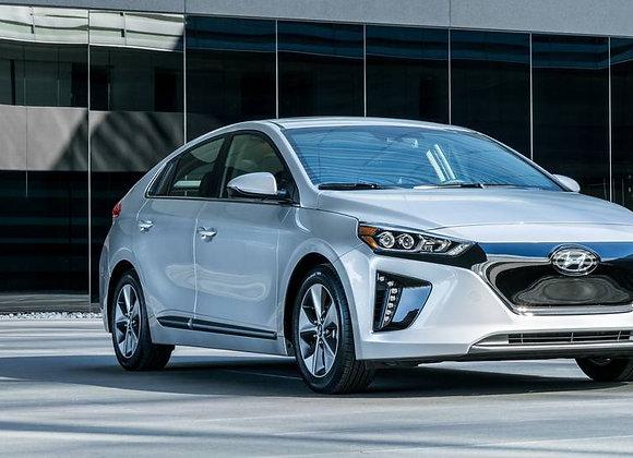 Hyundai Ionic EV