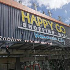 Happy Go Signage