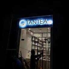 Tantea Milktea Signage