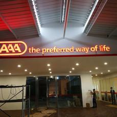 AAA Acrylic Office