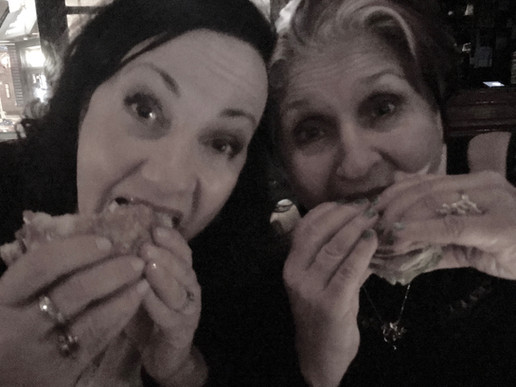 After show BLTs