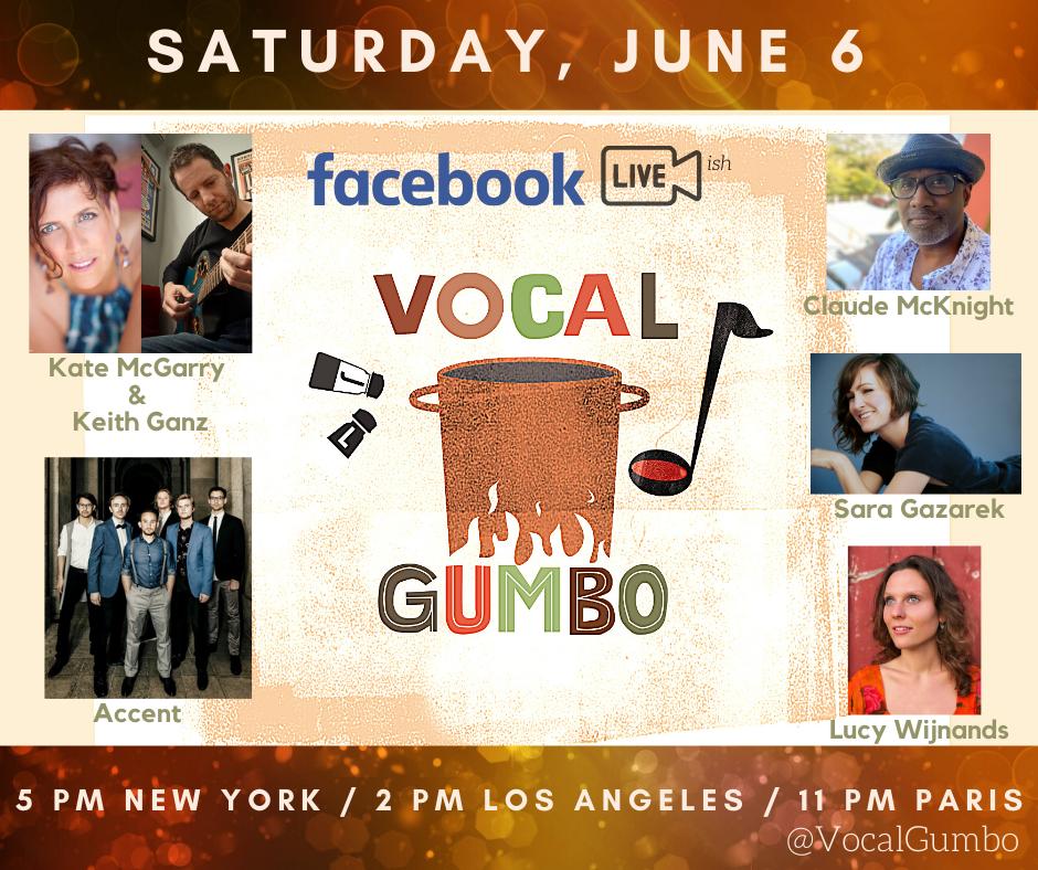 Vocal Gumbo - Episode 3 (Facebook)