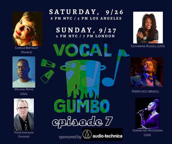 Vocal Gumbo - Episode 7 (Moment House Event)