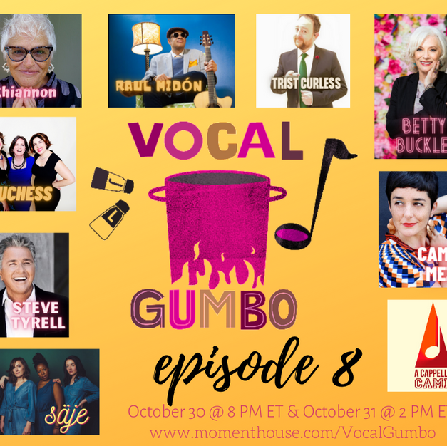 Vocal Gumbo - Episode 8