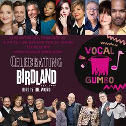 Vocal Gumbo - Celebrating Birdland SQUAR