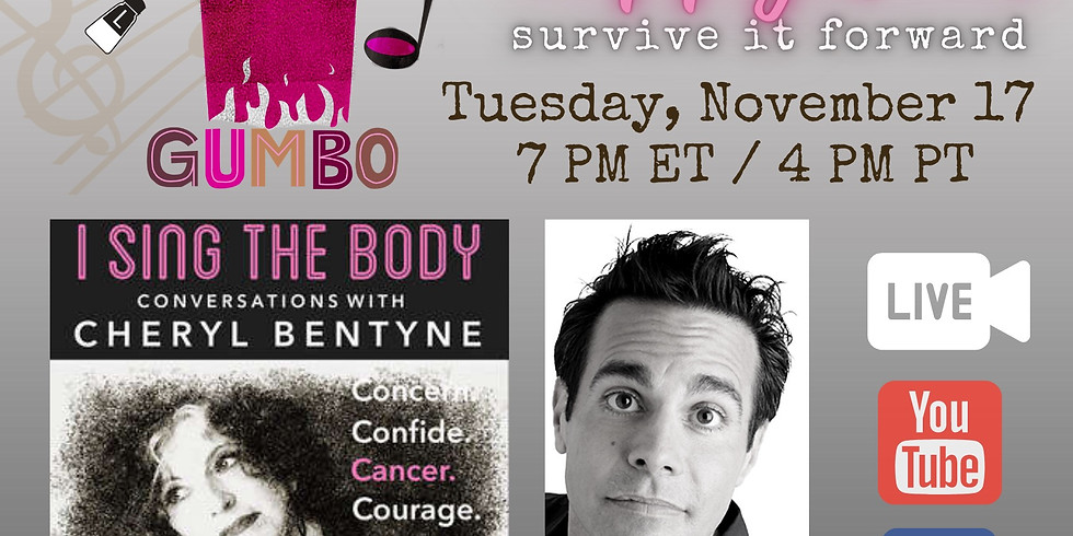 Survive it Forward with Cheryl Bentyne and Mario Cantone