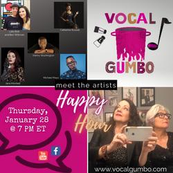 VG Happy Hour - Meet The Artists - SQUAR