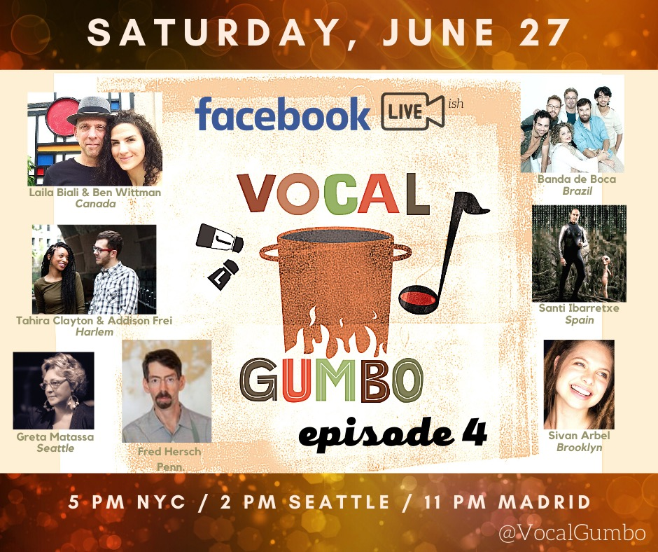 Vocal Gumbo - Episode 4 (Facebook)