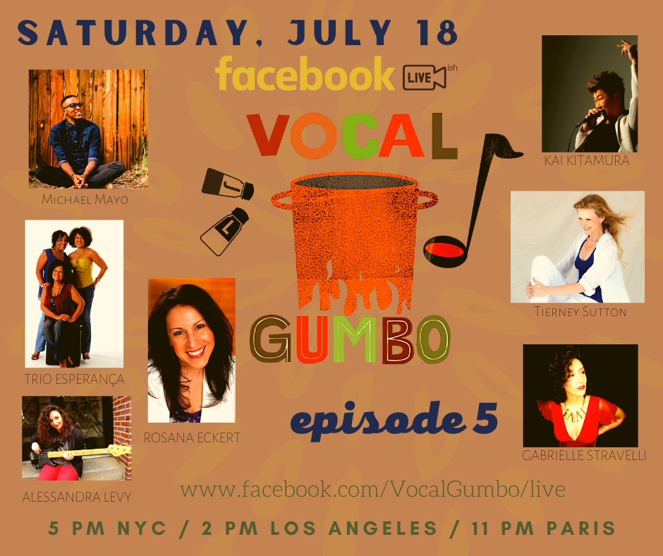 Vocal Gumbo - Episode 5 (Facebook)