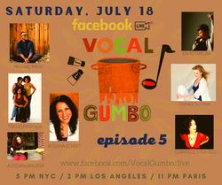 Vocal Gumbo - Episode 5 (Facebook)