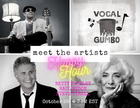 VG HH #13 - Raul Midón, Betty Buckley & Steve Tyrell