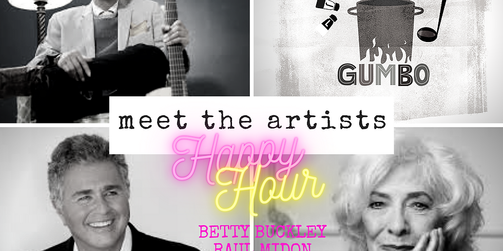 VG Happy Hour Meet the Artists