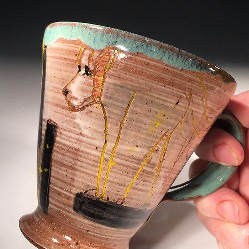 """""""A Dog's Life"""" Mug (#1)"""