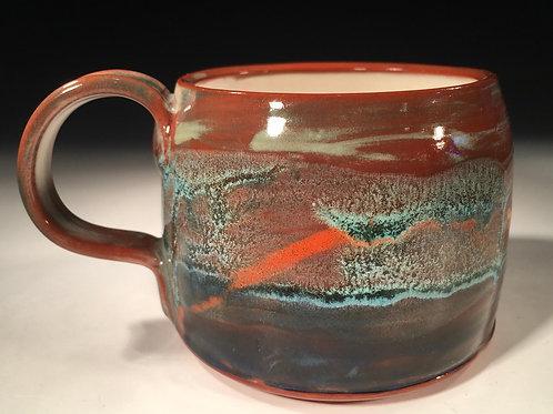 "Mug 1: ""Battered Buoy"" Series"