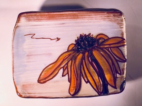 Daisy Ring Dish or Spoon Rest