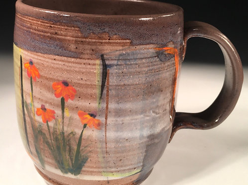 """Echinacea"" Coffee Mug"