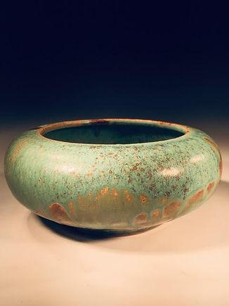 Ikebana Vase Stoneware5.jpg