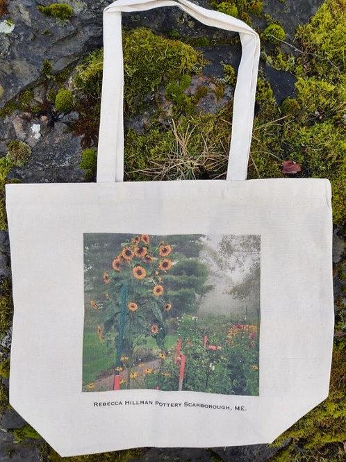 """Tote #4 """"Sunflower Garden"""""""