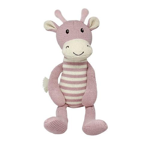 Ellie The Stripey Giraffe