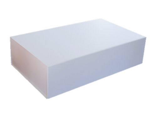 Large White Rectangular Gift Box