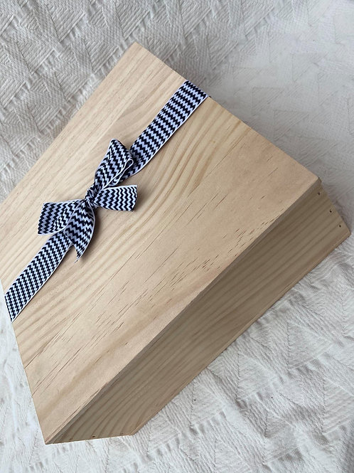 Large Wooden Gift Box