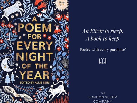 World Poetry Day 2021 - Benefits of Reading Before You Sleep