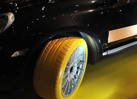Why Are Car Tires Black Anyway?