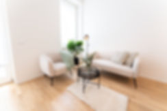 Salotto post home staging