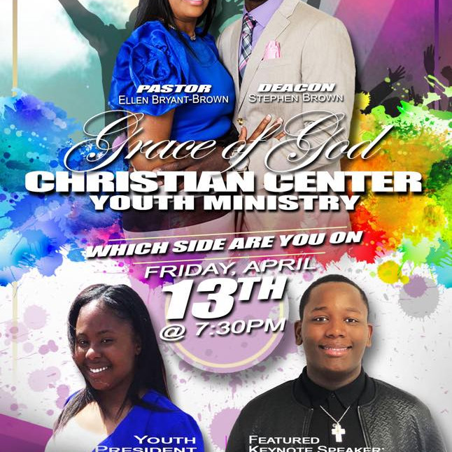 Youth Ministry Service