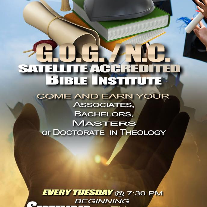 Bible institute Open House date July 26-28