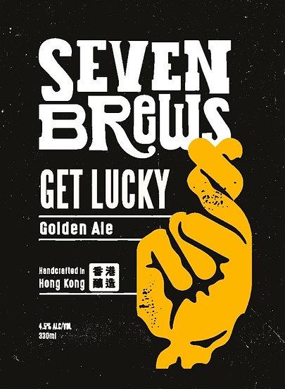 Get Lucky Golden Ale (24 bottles)